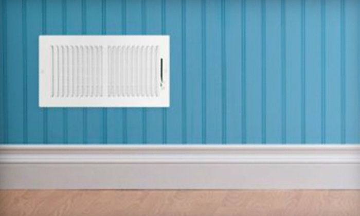 Deep Breath Air Duct Clean - Cental Napa: Home-Ventilation Package with or without Dryer-Vent Inspection from Deep Breath Air Duct Clean (87% Off)