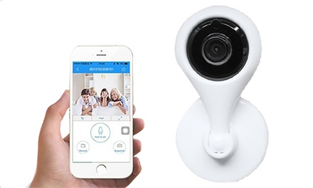 One (AED 99), Two (AED 189) or Three (AED 269) Two-way Audio Rotatable Smart Security Cameras