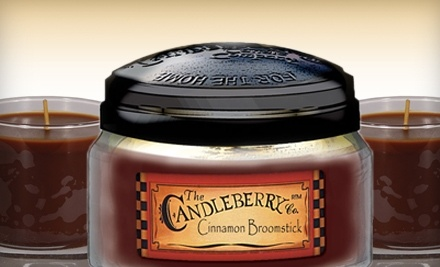 $30 Groupon to The Candleberry Company - The Candleberry Candle Company in