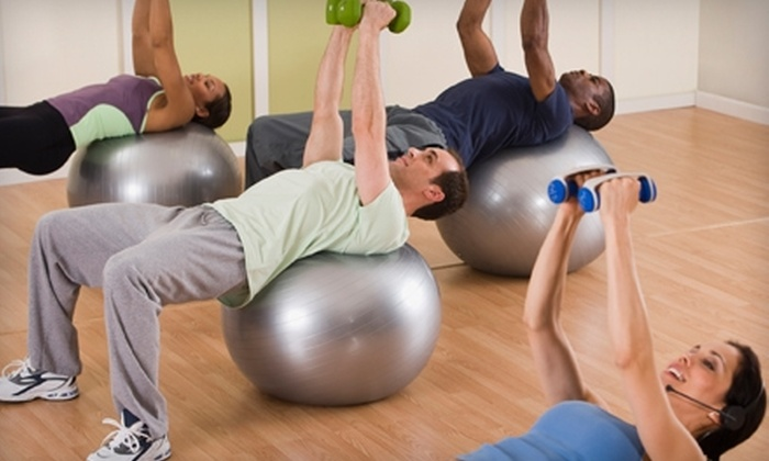 Simsfit - Modesto: $18 for One Week of Small-Group Fitness Training at Simsfit ($36 Value)