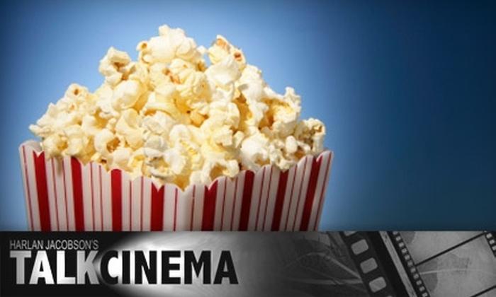 Talk Cinema - Edina: $18 for Two Tickets to a Talk Cinema Screening at Landmark Theatre's Edina Cinema ($36 Value)
