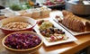 Radio Africa Kitchen - 4800 Third Street - Bayview: $50 for Five-Course Seasonal Tasting Menu for Two at Radio Africa & Kitchen ($80 Value)