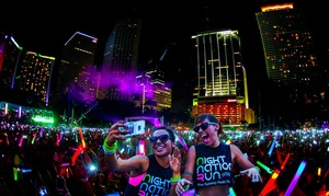 50% Off Entry to Night Nation Run at Night Nation Run, plus 6.0% Cash Back from Ebates.