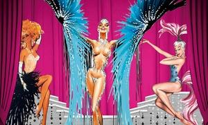 Divas / Productora FEG: $150 en vez de $300 por una entrada para Divas, el Music Hall en Café del Pinar
