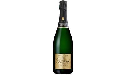 1 o 3 botellas de champagne Devaux Grande Réserve (envío gratuito)