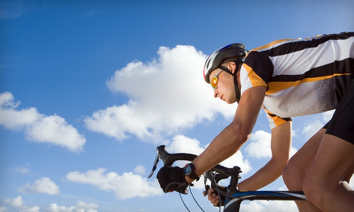 BikeSports - Multiple Locations: $25 for $50 Worth of Cycling Gear, Accessories, and Services at BikeSports