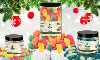 CBD Gummies from myCBD (600mg, 1500mg, or 3000mg)