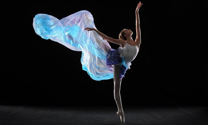 Canyon Concert Ballet: For the Love of Dance - The Lincoln Center: Canyon Concert Ballet: For the Love of Dance at 7:30 p.m. on March 25 or 26, with Optional Champagne Reception