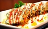 Umi Fishbar and Grill - Riviera Beach: Sushi and Sake for Two or Four at Umi Fishbar and Grill in Palm Beach Gardens (Up to 65% Off)