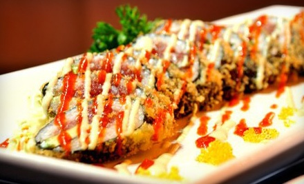 Sushi Meal for 2 (a $50 value) - Umi Fishbar and Grill in Palm Beach Gardens