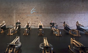 Urban Row: 5, 10, or 20 Rowing Classes at Urban Row (Up to 66% Off)