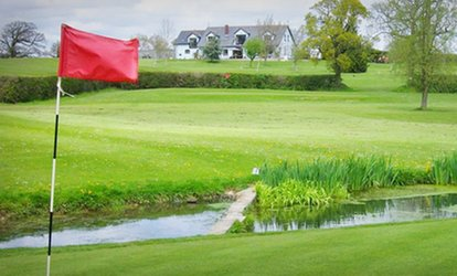 18 Holes of Golf for Two or Four at Waterbridge Golf Course (50% Off)