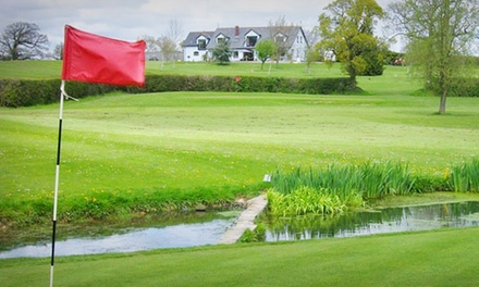 18 Holes of Golf for Two or Four at Waterbridge Golf Course