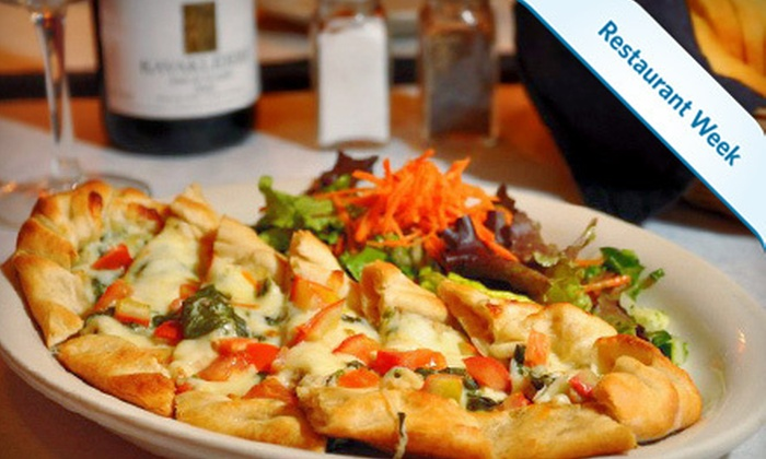 Cazbar - Downtown: $45 for a Three-Course Turkish Dinner for Two at Cazbar ($90 Value)