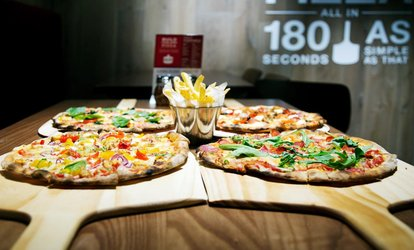 image for Two, Four or Six Signature Pizzas with Drinks at Stonebaked Pizza Co (Up to 38% Off)