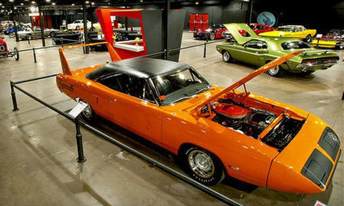Texas Museum of Automotive History - Summit Park Village: Texas Museum of Automotive History Outing for Two or Four (Up to Half Off)