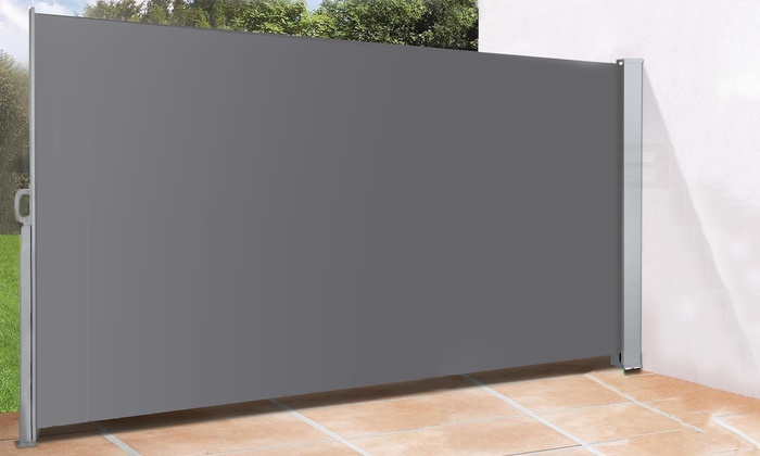 Groupon Goods Global GmbH One Or Two Retractable Garden Side Awnings With Free Delivery