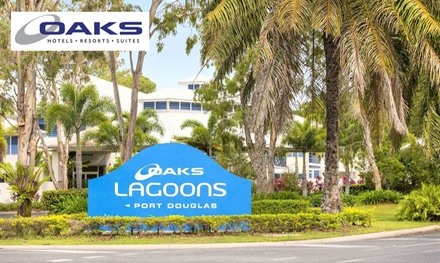 Port Douglas: Three, Five or SevenNight Escape for Two or Four People at Oaks LagoonsPort Douglas
