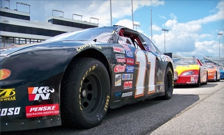 Drivetech Racing School: 4-Lap Ride Along with a Professional Driver - Drivetech Racing School in New Smyrna Beach
