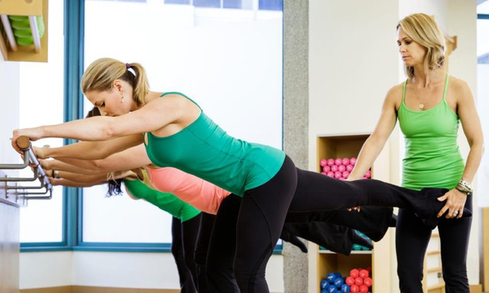 The Dailey Method - Downtown Birmingham: $60 for a Month of Unlimited Barre Classes at The Dailey Method ($150 Value)