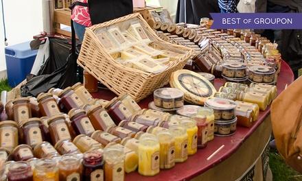 Great British Food Festival, 8–9 July at Kelmarsh Hall