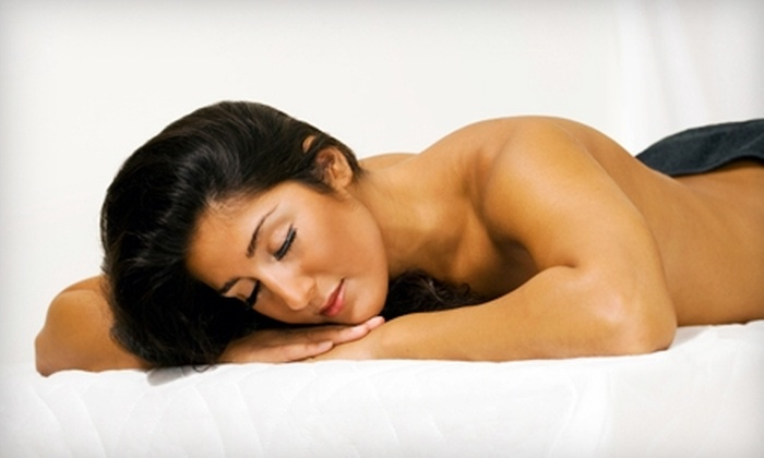 Massage by Nichole - Multiple Locations: $20 for a One-Hour Massage at Shear Style Salon ($55 Value)
