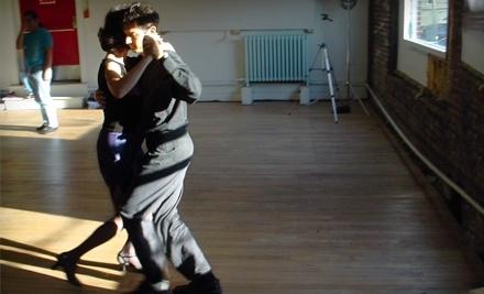 Tango Nova: Single Level 1 Tango Fundamentals Class - Tango Nova in Halifax