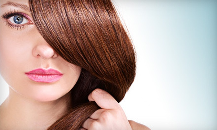 Salon Maia - Metairie: One or Two Keratin Express Brazilian-Style Smoothing Treatments at Salon Maia in Metairie (Up to 53% Off)