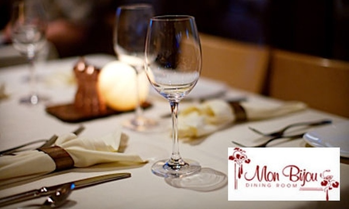 Mon Bijou Dining Room - Lakeport: $15 for $30 Worth of Continental Cuisine at Mon Bijou Dining Room at Club Heidelberg in St. Catharines