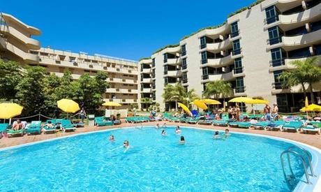 Santa Cruz de Tenerife: 3, 5 o 7 noches para 2 con todo incluido en el Hotel Labranda Isla Bonita
