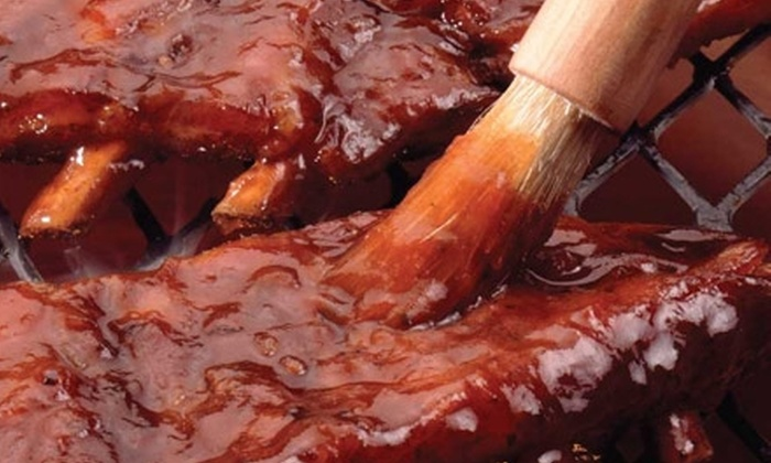 Abbey's Real Texas BBQ - Miramar: $8 for $20 Worth of Barbecue and More at Abbey's Real Texas BBQ