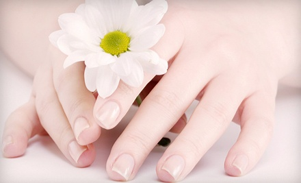 Classic Mani-Pedi (a $50 value) - Who Does Your Hair in Boise