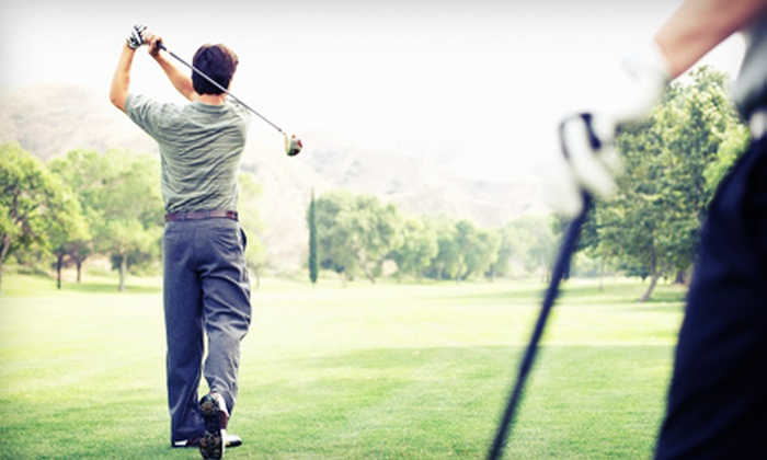 Sunset Valley Golf Course - Highland Park: 18-Hole Round of Golf for Two or Four with Cart Rental at Sunset Valley Golf Course in Highland Park (Up to Half Off)