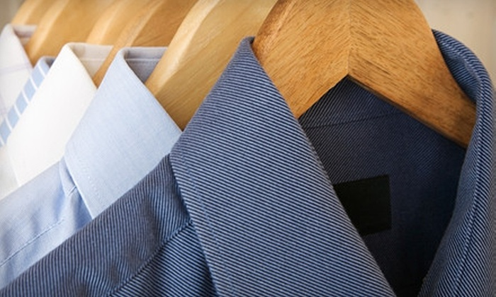 Fosters Cleaners - Multiple Locations: $10 for $20 Worth of Dry-Cleaning Services at Fosters Cleaners