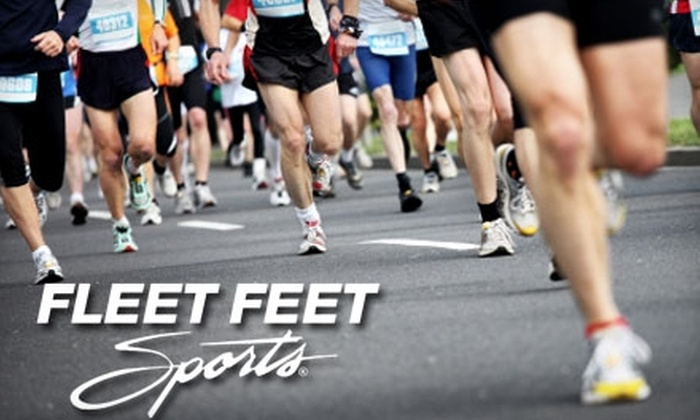 Fleet Feet Sports  - Encino: $25 for $50 Worth of Shoes and Apparel at Fleet Feet Sports