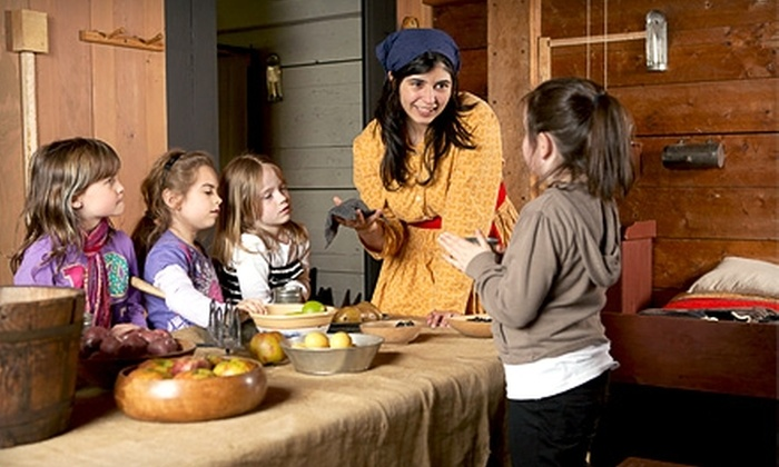 Fort Langley National Historic Site - Fort Langley: Adult or Family Annual Pass to Fort Langley National Historic Site
