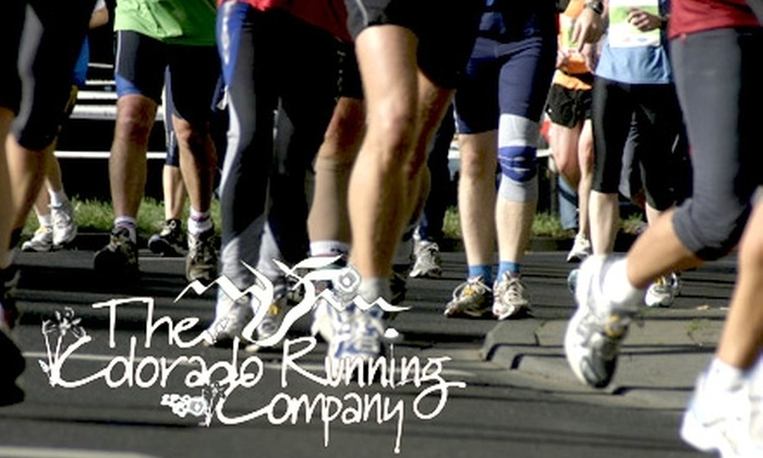 The Colorado Running Company - Downtown Colorado Springs: $20 for $40 Worth of Running and Athletic Gear at The Colorado Running Company