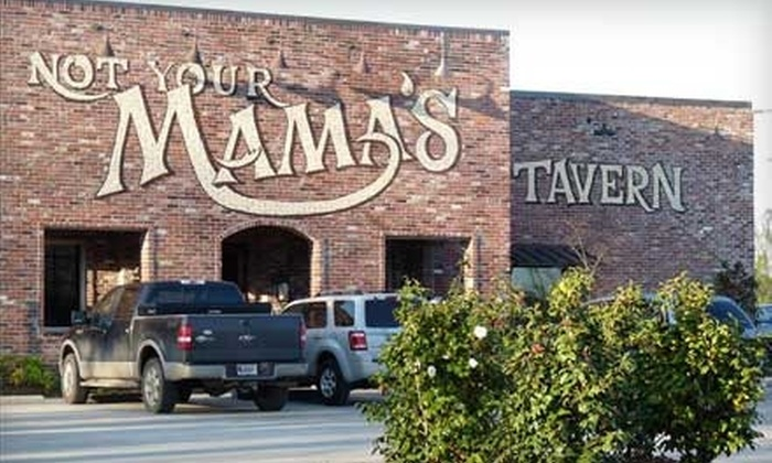 Not Your Mama's Cafe & Tavern - Livonia: $15 for $30 Worth of Southern Food and Drink at Not Your Mama's Cafe & Tavern