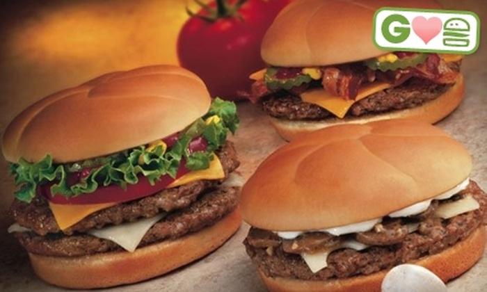 Dairy Queen - Pecan Haven: $5 for $10 Worth of Burgers, Fries & Frozen Treats at Dairy Queen