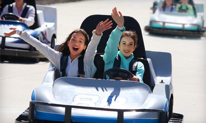 The Golf Zone - Honey Brook: $12 for $25 Worth of Go-Karts, Paintball, Mini-Golf, and  Driving-Range Balls at The Golf Zone in Honey Brook