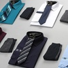 Jack Luxton Men's Classic-Fit Dress Shirt Set (6-Piece)