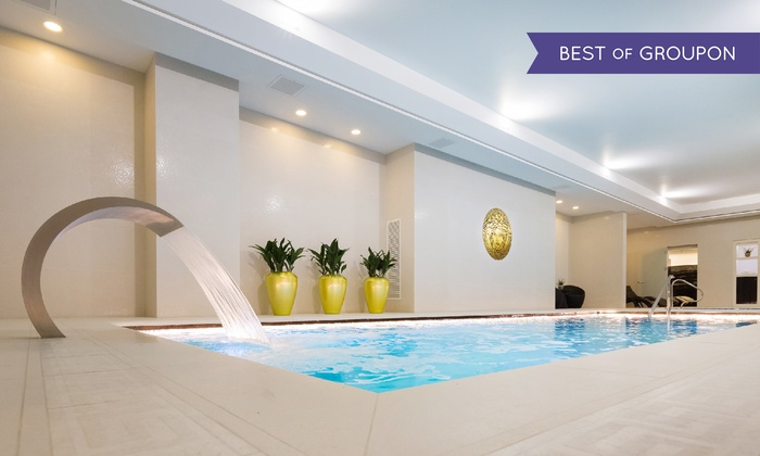 Luxury spa day with pool m by montcalm shoreditch spa for Hair salon shoreditch
