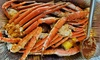 Up to 20% Off Food at Captain Crab Seafood and Sushi