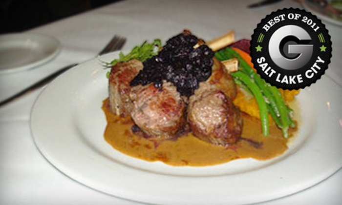 The Wild Rose - The District: $15 for $30 Worth of Upscale American Cuisine and Drinks at The Wild Rose in South Jordan