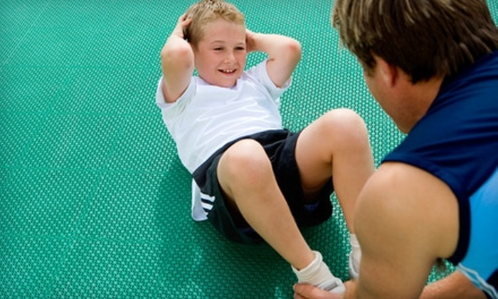 Kick Butt Kamp - Union: $40 for Six-Week Kids' Bootcamp ($80 Value) or $75 for Five Personal Training Sessions ($175 Value) at Kick Butt Kamp in Union