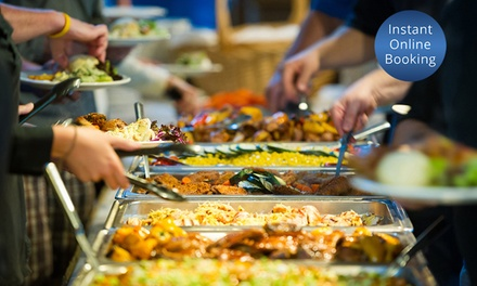 AllYouCanEat Buffet Lunch for Two $25 Four $50 or Six People $75 at Panorama House Up to $120 Value