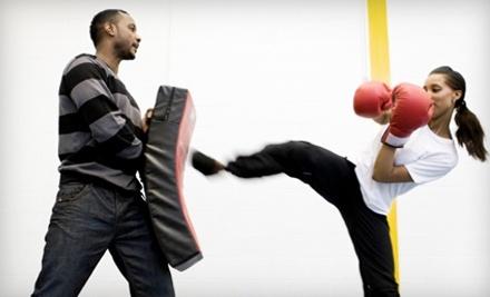 Studio Kicks Palo Alto: 1-Month Little Dragons Youth or Teen Martial Arts Membership - Studio Kicks Palo Alto in Palo Alto