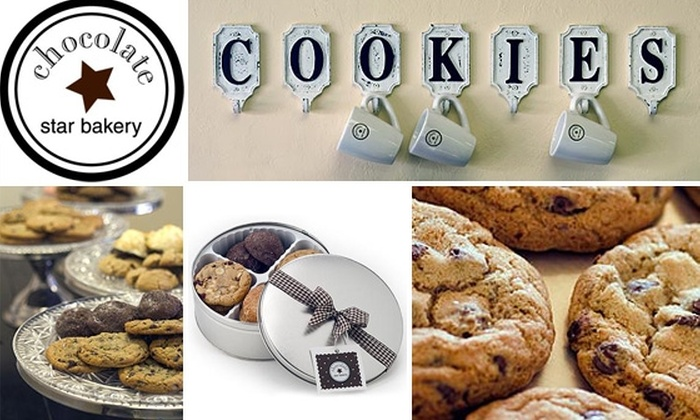 Chocolate Star Bakery - Central Scottsdale: $8 for $16 Worth of Cookies at Chocolate Star Bakery