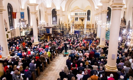 Not Quite Christmas by Derby Concert Orchestra, 1 December, Derby Cathedral