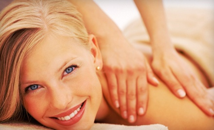 One 60-Minute Customized Deep-Tissue or Therapeutic Massage (a $75 value) - DeSalvo Massage Therapy and Lypossage of Winston Salem in Winston Salem